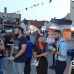 A part of the atmosphere at 1st. Hang Loose Rockabilly Festival