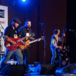 Moonshine Alligators (Novi Sad, Serbia) performing at 1st. Hang Loose Rockabilly Festival
