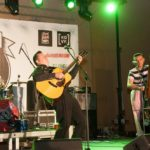 Mississippi Queen (Zagreb) performing at 1st. Hang Loose Rockabilly Festival