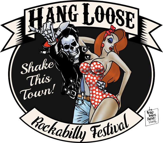 Hang Loose Rockabilly Festival - logo